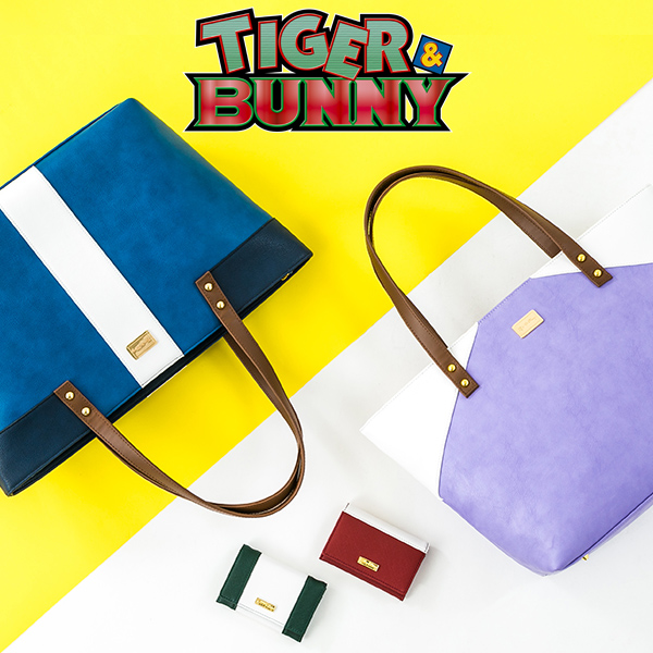 TIGER & BUNNY トートバッグ